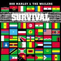 Bob Marley & The Wailers~Survival CD (Japanese Import) [New]